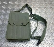 Genuine Vintage French Army M49 Magazine Canvas Ammo Pouch / Holder 1960`s NEW
