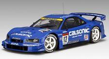 NISSAN SKYLINE GT-R (R34) JGTC 2003 RD 8 SUZUKA CALSONIC #12 1/18 AUTOART 80378