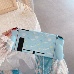 Cute Cartoon Cinnamoroll Nintendo Switch Case soft Shell Protective cover Bag UK