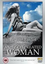 AND GOD CREATED WOMAN (DVD) FRANCE 1956 BARDOT FRENCH WITH ENGLISH SUBTITLES)