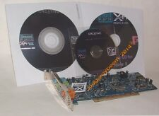 Creative Low Profile X-fi xtreme audio™ with perforated bracket Sound Card new