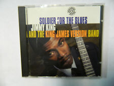 Jimmy King and the King James versione nastro, Soldier for the Blues-CD