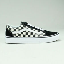 Vans Old Skool Primary Check Trainers Shoes Skate UK Size 6,7,8,9,10,11,12
