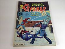 COMICS  EO REVUE SPECIAL  STRANGE   N° 22 1980