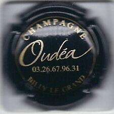 Capsule de champagne Oudea Robert N°11