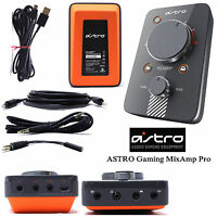 NEW Astro Gaming MixAmp Pro With All Cables for Ps3 Ps4 Xbox Window and Mac