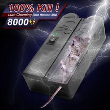 Electronic Mouse Trap Mice Rat Killer Pest Victor Control Zapper Rodent UK EU