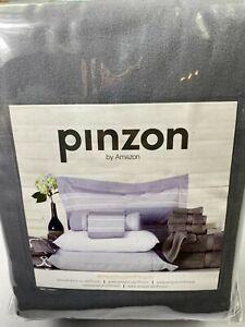 Pinzon by Amazon Twin XL Flannel Sheet Set NEW BJ