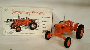 Allis Chalmers D14 1/16 diecast farm tractor replica collectible by SpecCas