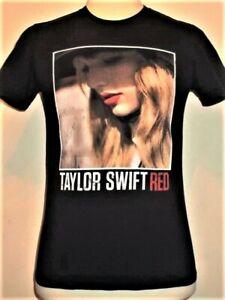 TAYLOR SWIFT Red tour merch, rock T-shirt