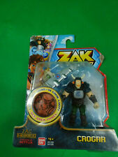Zak Storm CROGRR 3-inch Scale Action Figure