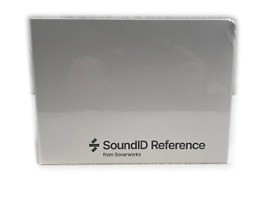 Sonarworks SoundID Reference Audio Calibration Software inc Measurement Mic