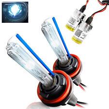 35W H3 Xenon Conversion Premium HID Bulbs for Fog Light 43K 10K A. 8K 6K
