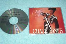 Grace Jones Maxi-CD Amado Mio CLUB MIXES - German 3-track Remix CD - 1990