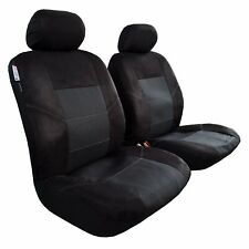 50cm Black Alcantara Suede Car Seat Fabric Cloth Cover For BRIDE RECARO SPARCO