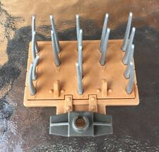 Playmobil Vintage 3666 Castle Spikes Torture Device with Attaching Piece