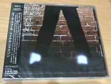 Michael Jackson Off The Wall Special Edition CD Japan OBI New Sealed No Promo