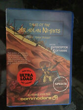 Commodore CBM 64 Tales of the Arabian Nights Vintage Game C64