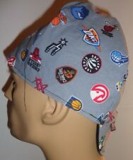 NBA Team Logos 100% cotton, Welder, Biker, Pipe-fitter,4 panel hat