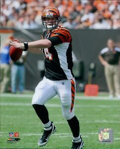 Andy Dalton Cincinnati Bengals NFL Licensed Unsigned Glossy 8x10 Photo B