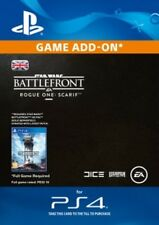 Star Wars Battlefront Rogue One Scarif DLC- UK PS4-  Same Day Dispatch