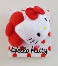 Hello Kitty Bow Elastic Band Hair Accessory + Free Stamp