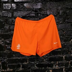 Netherlands Holland Home football Shorts 2004 - 2005 Orange Nike Size Young XL