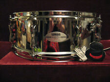 Yamaha COS Snare Drum Absolutely Superb Brilliant Mirror Polished Shine Low-Cost