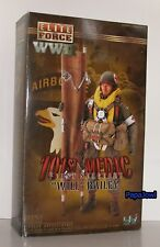 Elite Force WWII Airborne 101st Medic First Sargent Will Baily 1:6 Figure