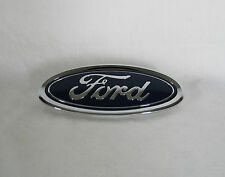 FORD FUSION TRUNK EMBLEM 13-17 BACK GENUINE OEM BLUE OVAL BADGE sign symbol logo