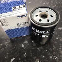 LEXUS 1UZ-FE 2UZ-FE 3UZ-FE Mahle Knecht oil filter OC478