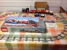 Lego train 7722 treno 4,5 V