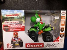 """Mario Kart Remote Control Car Toy, """"Yoshi"""" Edition"""