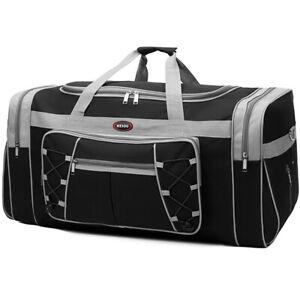 New Handbag Waterproof Bag Travel Gym Sport Tote Luggage 4 Colors 26*14*12 in