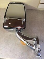 715567 Velvac Driver Side RV Chrome Mirror