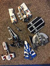 LEGO STAR WARS Ships Lot