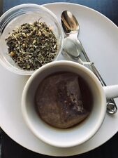 """Organic Pain Relieving Herb Inflammation Reducer Tea Day Blend """"Ease 'n' Cheer"""""""