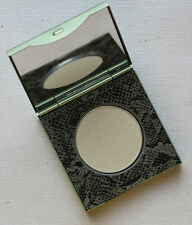 NWB: Mally Beauty Mirrored Compact Powder Eye Shadow CONFETTI -Soft White F/Size