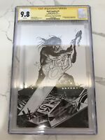God Country #1 CGC SS 9.8 Virgin Sketch Blind Box Variant! RARE! Signed By Cates