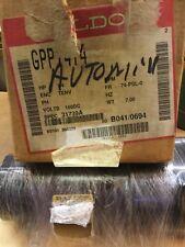 Baldor GPP7474 .25 HP DC Gear Motor 180 Volts 83 Rpm 30:1 Ratio