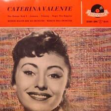 "Caterina Valente(7"" Vinyl P/S 1960 1st Issue)Caterina Valente-Polydor-VG+/Ex"