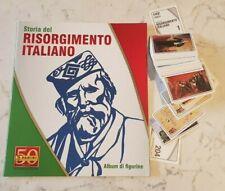 RISORGIMENTO ITALIANO 1975 Panini italy sticker figurine vendita singola