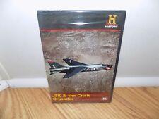 Man, Moment, Machine: JFK & the Crisis Crusader (DVD, 2009) BRAND NEW!