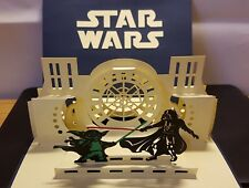 3D Pop Up STAR WARS Card. For all Star Wars Fans! All Occasions