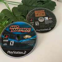 PlayStation 2 PS2 Bundle Lot 2 Games Mad Maestro, Secret Weapons Over Normandy