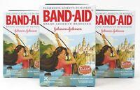 Band Aid Adhesive Bandages Disney Juniors Elena of Avalor 3 Count 20 Ea 60 Total