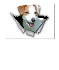 Teespring Parson Russell Terrier - Mb Sticker - Landscape By Team Tee272