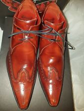 JEFFERY WEST Gibson LACE UP SHOES UK SIZE 9
