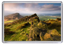 Peak District England Fridge Magnet 01
