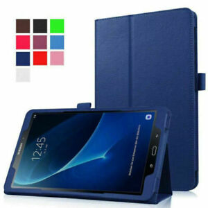 Leather Flip Case For Samsung Galaxy Tab A 8.0 T350 8 Inch Tablet Cover Stand